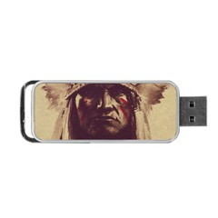 Indian Portable USB Flash (One Side)