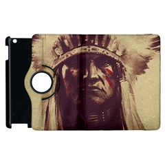 Indian Apple iPad 2 Flip 360 Case