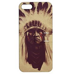 Indian Apple iPhone 5 Hardshell Case with Stand