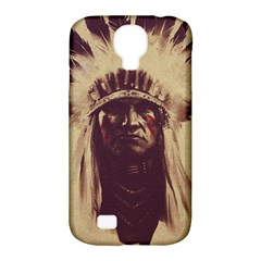 Indian Samsung Galaxy S4 Classic Hardshell Case (PC+Silicone)