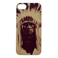 Indian Apple iPhone 5S/ SE Hardshell Case