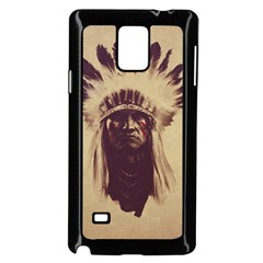Indian Samsung Galaxy Note 4 Case (Black)