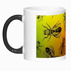 Insect Pattern Morph Mugs