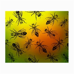 Insect Pattern Small Glasses Cloth