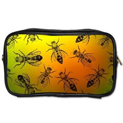 Insect Pattern Toiletries Bags