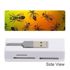 Insect Pattern Memory Card Reader (stick)