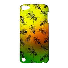 Insect Pattern Apple iPod Touch 5 Hardshell Case
