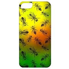 Insect Pattern Apple iPhone 5 Classic Hardshell Case