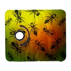 Insect Pattern Galaxy S3 (Flip/Folio)