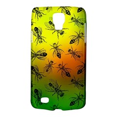Insect Pattern Galaxy S4 Active