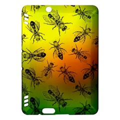 Insect Pattern Kindle Fire HDX Hardshell Case