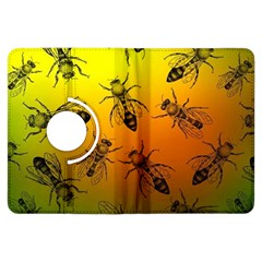 Insect Pattern Kindle Fire HDX Flip 360 Case