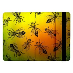 Insect Pattern Samsung Galaxy Tab Pro 12.2  Flip Case