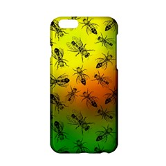 Insect Pattern Apple iPhone 6/6S Hardshell Case