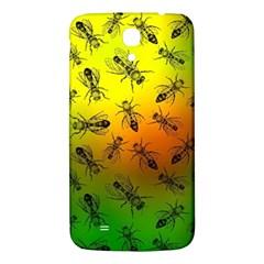 Insect Pattern Samsung Galaxy Mega I9200 Hardshell Back Case