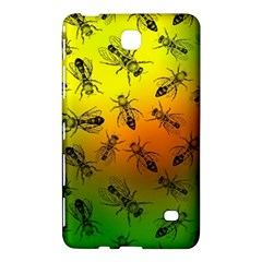 Insect Pattern Samsung Galaxy Tab 4 (8 ) Hardshell Case