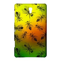Insect Pattern Samsung Galaxy Tab S (8 4 ) Hardshell Case