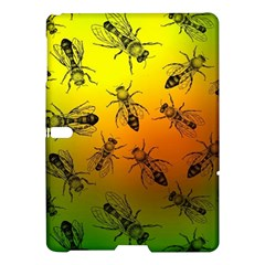 Insect Pattern Samsung Galaxy Tab S (10 5 ) Hardshell Case