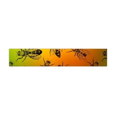 Insect Pattern Flano Scarf (Mini)