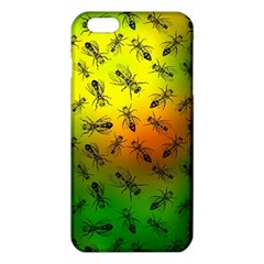 Insect Pattern iPhone 6 Plus/6S Plus TPU Case