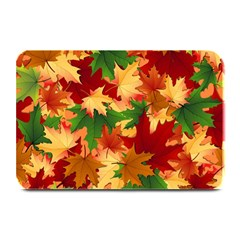 Autumn Leaves Plate Mats