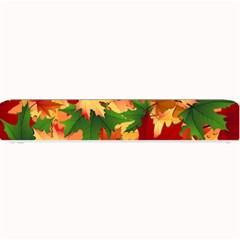 Autumn Leaves Small Bar Mats