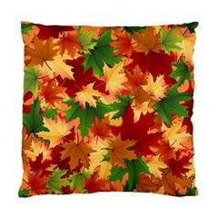 Autumn Leaves Standard Cushion Case (Two Sides)