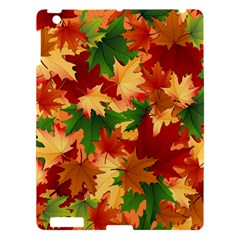 Autumn Leaves Apple Ipad 3/4 Hardshell Case