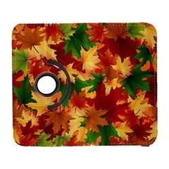 Autumn Leaves Galaxy S3 (Flip/Folio)