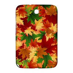 Autumn Leaves Samsung Galaxy Note 8 0 N5100 Hardshell Case