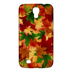 Autumn Leaves Samsung Galaxy Mega 6.3  I9200 Hardshell Case