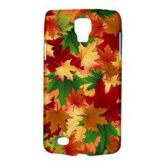 Autumn Leaves Galaxy S4 Active