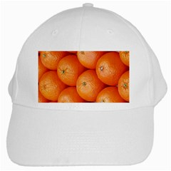 Orange Fruit White Cap