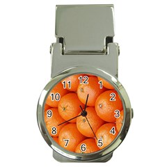 Orange Fruit Money Clip Watches