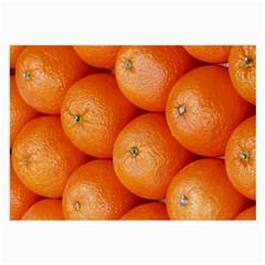 Orange Fruit Large Glasses Cloth
