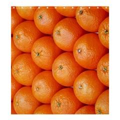 Orange Fruit Shower Curtain 66  X 72  (large)