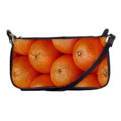 Orange Fruit Shoulder Clutch Bags