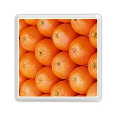 Orange Fruit Memory Card Reader (square)