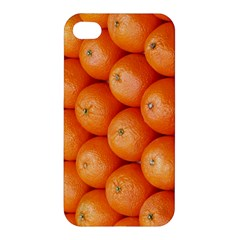 Orange Fruit Apple iPhone 4/4S Hardshell Case