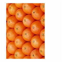 Orange Fruit Small Garden Flag (Two Sides)