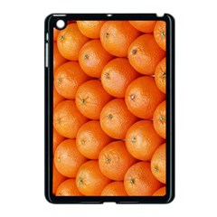 Orange Fruit Apple Ipad Mini Case (black)