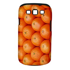 Orange Fruit Samsung Galaxy S III Classic Hardshell Case (PC+Silicone)