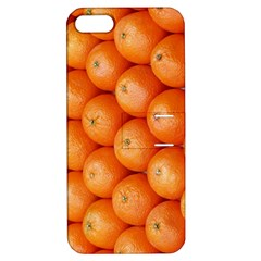 Orange Fruit Apple iPhone 5 Hardshell Case with Stand