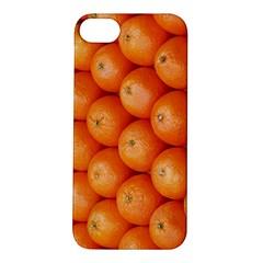 Orange Fruit Apple iPhone 5S/ SE Hardshell Case