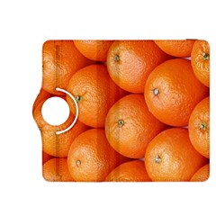 Orange Fruit Kindle Fire HDX 8.9  Flip 360 Case