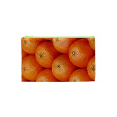 Orange Fruit Cosmetic Bag (xs)
