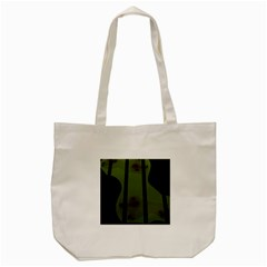 Fractal Prison Tote Bag (cream)