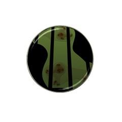 Fractal Prison Hat Clip Ball Marker
