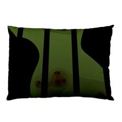 Fractal Prison Pillow Case