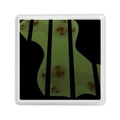 Fractal Prison Memory Card Reader (square)